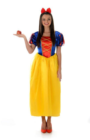 Long Snow White Disney Princess