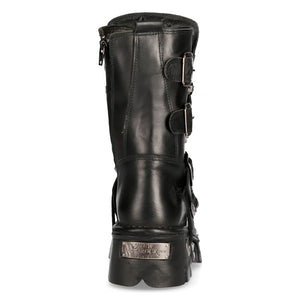 PRE-ORDER M-373-S29 Leather Reactor Boots