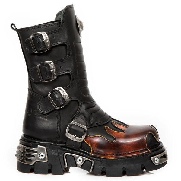 PRE-ORDER New Rock Flame Reactor Boots