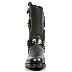 M.MR030-S1 Men's New Rock Motorock Boots