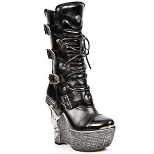 M.PZ003-S4 New Rock Ladies Wedge Heels