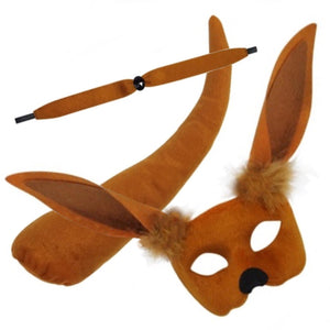 Adult Kangaroo Mask and Tail