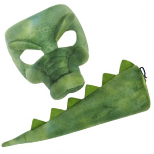 Crocodile Mask & Tail Set