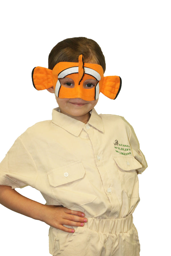 Clown Fish Mask