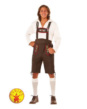 Men's Brown Oktoberfest Costume