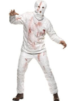 Blood Covered Mummy Costume