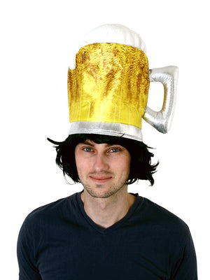 Pint of Beer Funny Oktoberfest Hat