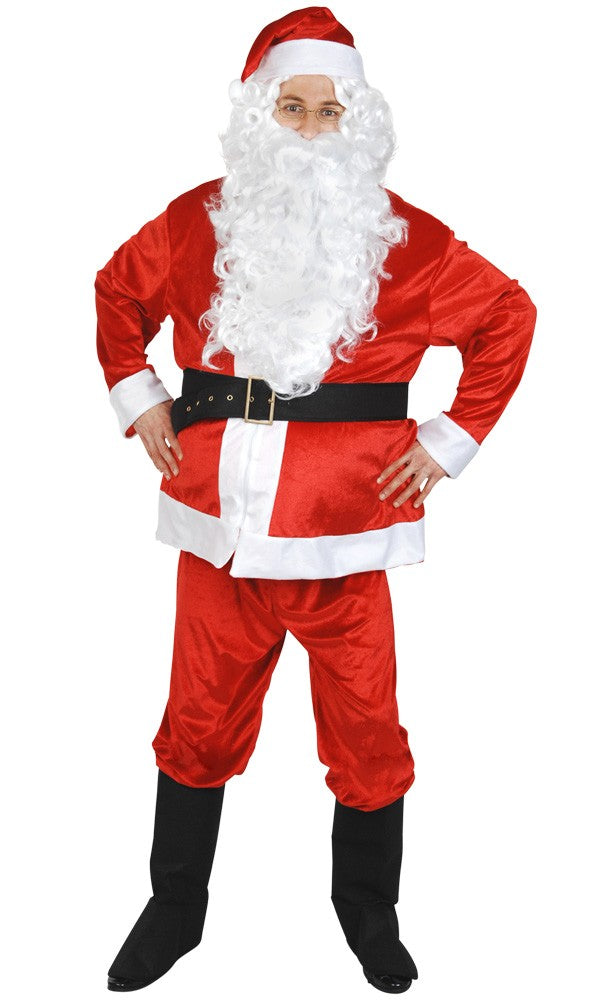 Lightweight Father Christmas Costume