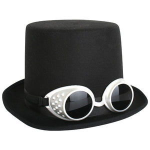Black Deluxe top hat