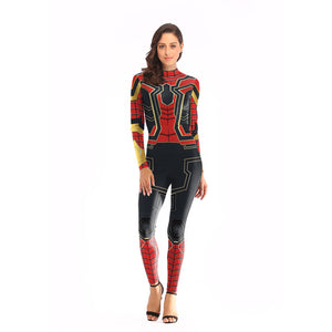 Spiderman Iron Spider Suit