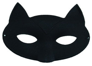 Black Cat Eye Mask