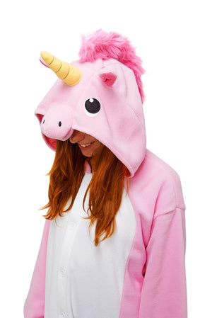 Light Pink Unicorn Onesie