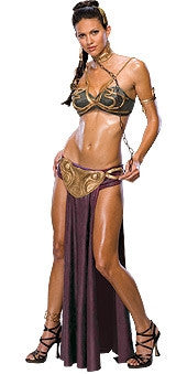 Star Wars: Princess Leia Slave Costume