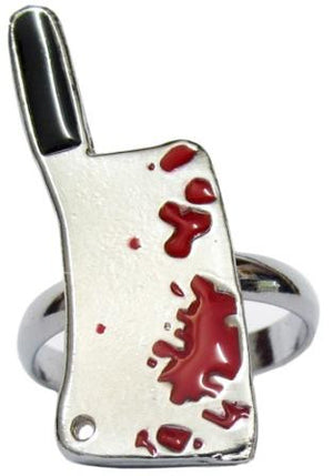 Meat Cleaver Ring