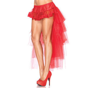 Red Bustle Underskirt