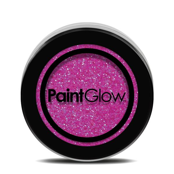 PaintGlow Holographic Glitter - Rose