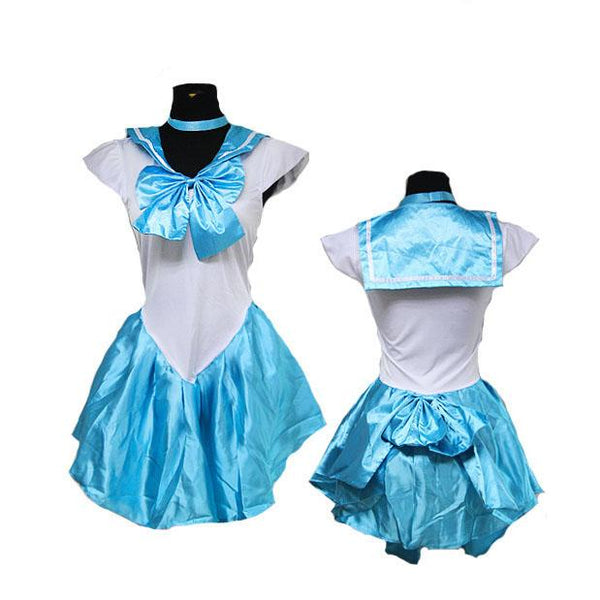 Sailor Mercury Cosplay Costume