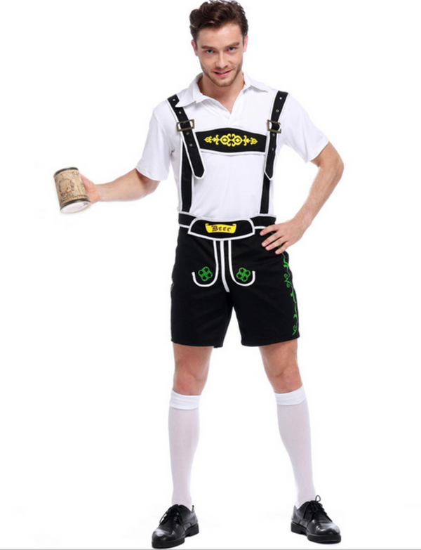 "Simple ""Beer"" Lederhosen"