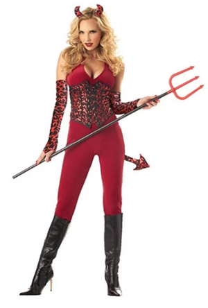 She Devil Woman Costume