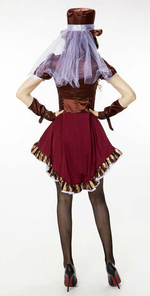 Deluxe Steampunk Dress