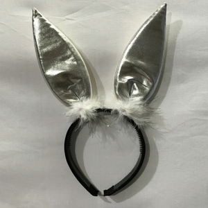 Metallic Bunny Ears