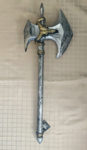 Foam rubber axe