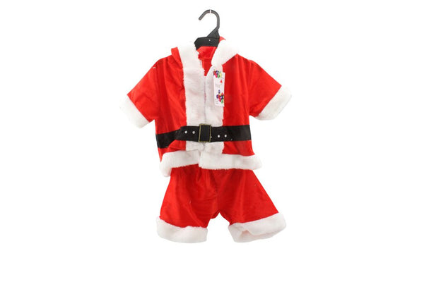 Baby / Toddler Santa Costume
