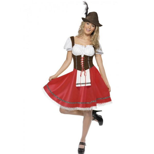 Oktoberfest Bavarian Wench Costume