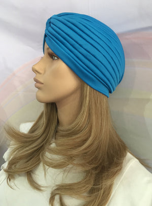 Turban Bright Blue