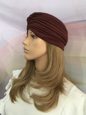 Turban Brown