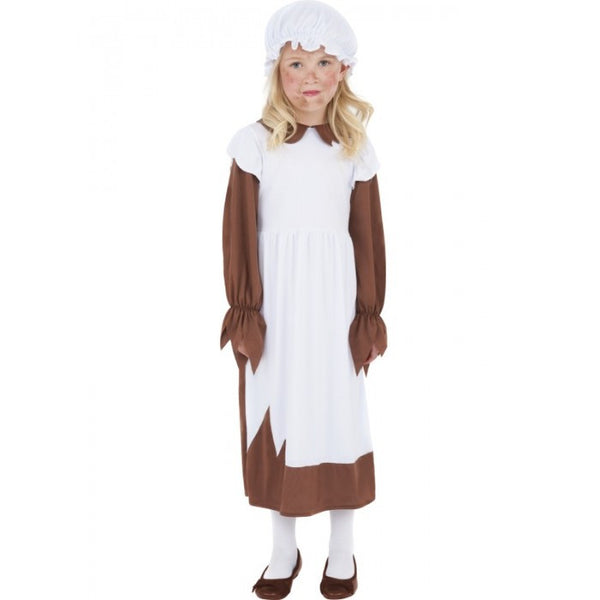Colonial Pilgrim Girls Costume
