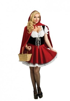 Deluxe Disney Red Riding Hood Costume