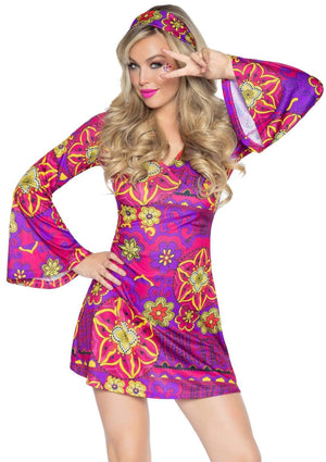Leg Avenue: Hippie Girl Costume
