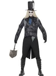 Ghost Town Undertaker Costume
