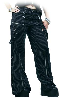 Dead Threads Pin Striped Ladies Pants