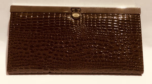 Purse Fashion Dark Brown