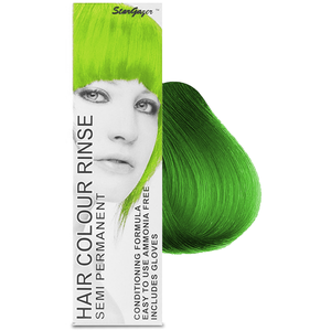Stargazer - African Green Semi Permanent Hair Dye