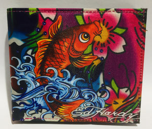 Wallet Koi Fish