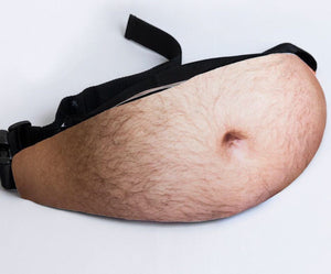 Bum bag Hairy Belly