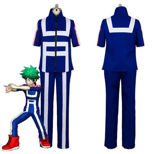 My Hero Academia Training Suit Costume