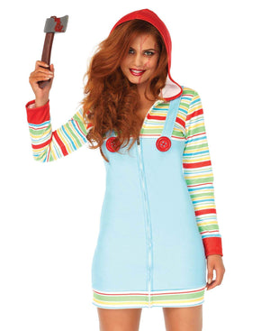 Leg Avenue: Ladies Chucky Doll Costume