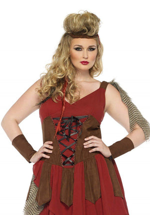 Plus Size Leg Avenue Deadly Huntress Costume