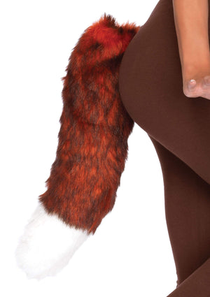 Fluffy Fox Ears and Tail