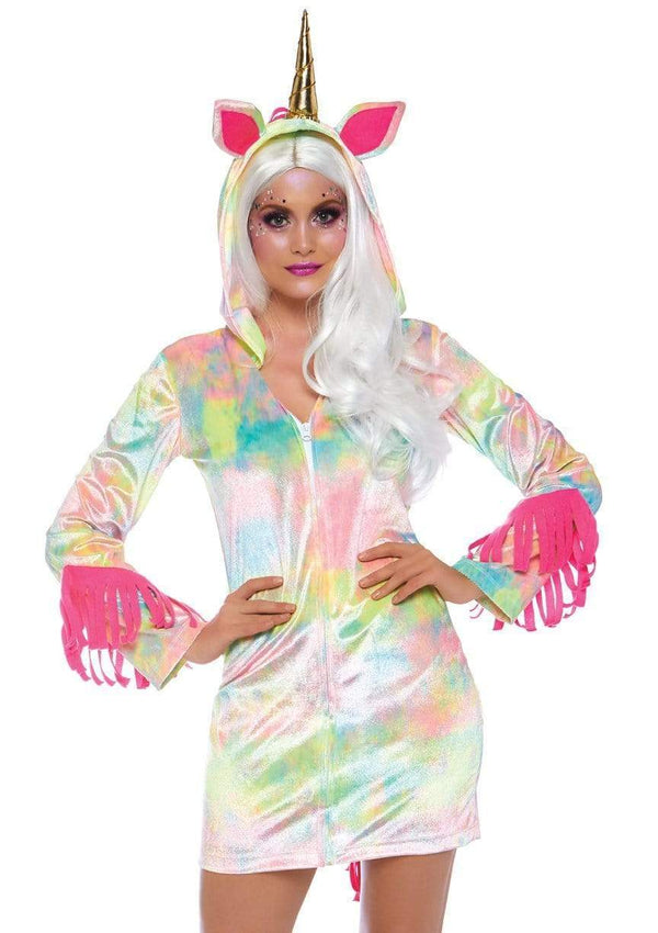 Enchanted Rainbow Unicorn Costume