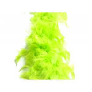 Light Green Feather Boa