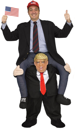 Carry Me: Donald Trump Ride on Costume