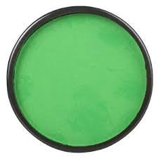 Mehron Face and Body Paint Paradise AQ Light Green 40G