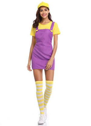 Ladies Wario Costume