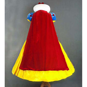 Deluxe Snow White Gown Costume