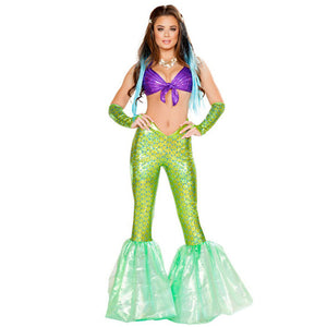 Modern Mermaid Costume